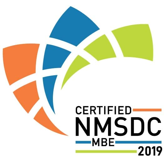 NMSDC Certified 2019 Logo